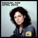 Manuel Kim DJ Charts April 2013