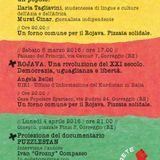 """Il mio intervento in conferenza """"ROJAVA. Radici, resistenza e liberazione di un popolo"""" a Correggio"""