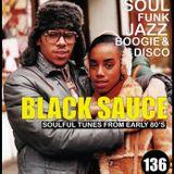 Black Sauce Vol.136.