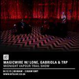 Lone, Gabriola & TRP - 3rd December 2015