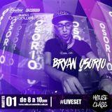 House Class Radio Show / LiveSet Bryan Osorio 1-3-16