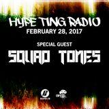 Hype Ting Radio 2-28017 - BassPort.FM Hosts: Reign N Bliss SG: Squad Tones