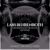 Oblivio Podcast | Sonido Organico Series Episode062 ft. Lars Behrenroth - Hostedby PABLoKEY 12.08.14