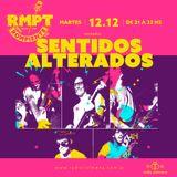Rompiente #141. SENTIDOS ALTERADOS+FERIA DEL CINE Y EL AUDIOVISUAL+ SNEAKER FEST [12.12.2017]