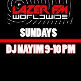 DJ NAYIM LAZER FM 19-03-2017  RAVENOYZ CREW  WWW.LAZERFM.CO.UK