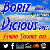 Boriz Vicious Pres. Flying Sounds episode 023