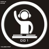 Deavy Bass - HouseKast Selection #001 (January 2012)