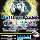 Adro B2B Hector Valdes@live Studio54 Leon (21-03-2015)
