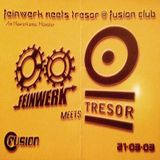 Syntax Error @ Feinwerk Meets Tresor - Fusion Club Münster - 21.03.2003
