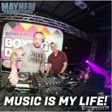 Mayhem Records DJ Matty Brown Vol.1