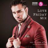 BBC Asian Network - Love Friday Mix (Feb 2018)