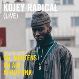 Kojey Radical (Live) | Dr. Martens On Air: Afropunk