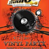 Dj faith - Vinyl Party 4.2.2017 at Studio 54