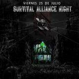 Azlack - Closing Set Survival Alliance - Vox Buenos Aires