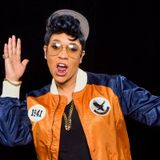 I FREESTYLE WITH MY CELL PHONE IN HAND @iamladyluck ??? ARE YOU READY FOR THE LIQUID TRUTH