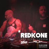 Redkone @ Rok Club, Luzern - Playground Nights 13-01-2018