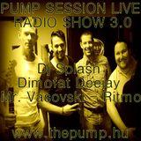 Dj Splash & Dimofat Deejay guests Mr Vasovski & Ritmo @ PUMP SESSION LIVE 2013.11.13.