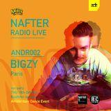 Bigzy - Nafter Radio Show - ANDR002