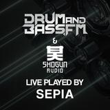DrumandBass.FM & Shogun Audio pres. Fourward Expansion Album   SEPIA (Outro)