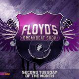 Floyd the Barber - Breakbeat Shop #010 [14.06.16](mix no voice)