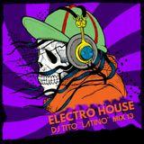 ELECTRO HOUSE MIX 13