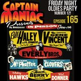 Episode 165 / Friday Night Oldies Party 12