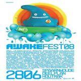 Marco Remus & Ramon Remus @ Awakenings Festival 08 -  Festivalterrein Spaarnwoude - 28.06.2008