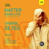 DE FEO - Nafter Radio Show - ANDR004