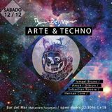 AMOK - 12/12/15 - Live Bar Del Mar @ARTE & TECHNO