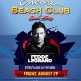 Fedde Le Grand - Live At Encore Beach Club (Las Vegas) - 29-Aug-2014