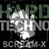 Scream-X - @ 07 July 2014 (Hardtechno 160 BPM)