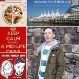 New Canadian food guide, midlife crisis symptoms and Jayda's moving song on The Matt Morgan Show