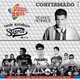 Ricardo Henrique @ Tenda Eletrônica Stars - Carnaval de Pompéu 2015 - 17/02/2015