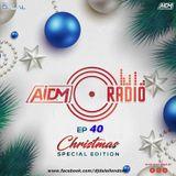 AIDM RADIO EPISODE 040 Ft. DJ DALAL LONDON (Christmas Edition)