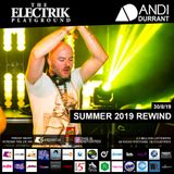 Electrik Playground 30/8/19 - Summer 2019 Rewind