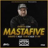 Mastafive @ OverGroundRadio - mix1