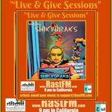 Live and Give 21 rastfm.com