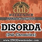 UNOD Weekender 2016 Promo Mix - Foundation Roots meets Future Steppas