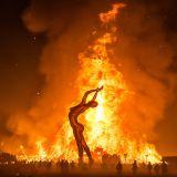 Fluxkomplex - burning Heart