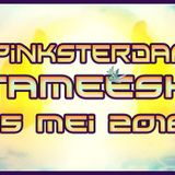 DJ Tameesh Plays Pinkster-DAF chillout set at Roest Amsterdam