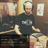 LUZ_AIR #1: Paide (dj-set live on Radio LUZ)