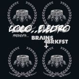 Coco..Electro w/ DJ Brains4Brkfst Monday Night Mix - 23rd May