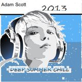 Adam Scott - Deep Summer Chill (Deep House)