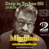 Deep in Techno 091 (17.06.19)