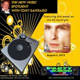 Dj Spotlight by Tony Santiago _PartyRadioUSA.net (New York) M.A.Castellini_Guest Mix