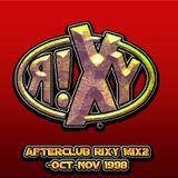 afterclub rixy Mix 2-oct-nov1998
