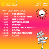 Southport Weekender 2019 (Deep Into Soul Stage) Part 1