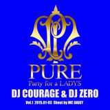 PURE 2015 Jan-Mar COURAGE & ZERO Free Mix!! Shout by JAGGY