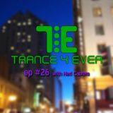 T4E Trance4Ever 026 mixed by Heri Cabrera