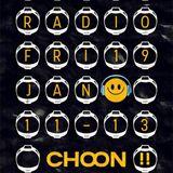 Kaleidosound w/ Mr chOOn!!! - 19th January 2018